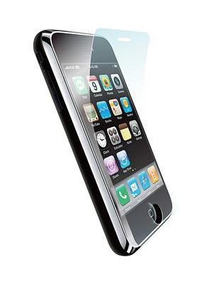 iPhone 画面用の保護フィルムを購入。