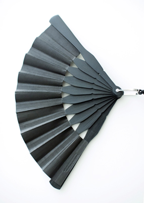 CELLULAR LEATHER FAN