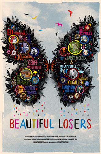 映画『BEAUTIFUL LOSERS』(ビューティフル・ルーザーズ)が気になる。
