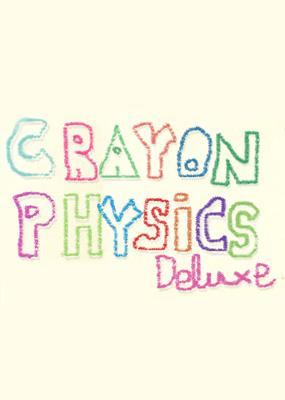 世界に触れる感動:物理演算ゲーム『Crayon Physics deluxe』。