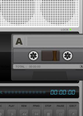 録音にも愉しさを:デザインの秀逸な録音アプリ「Tapes」。