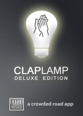 音でON/OFFできる照明アプリ:「Clap Lamp」。